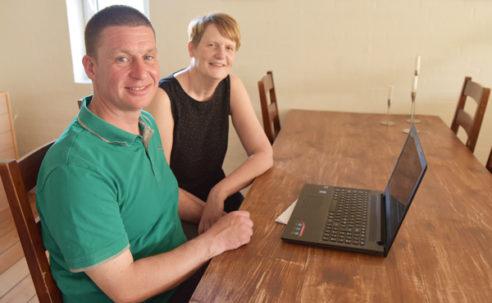 Uvildig økonomisk rådgivning gav bonus: Rikke og René sparer tusindvis af kroner